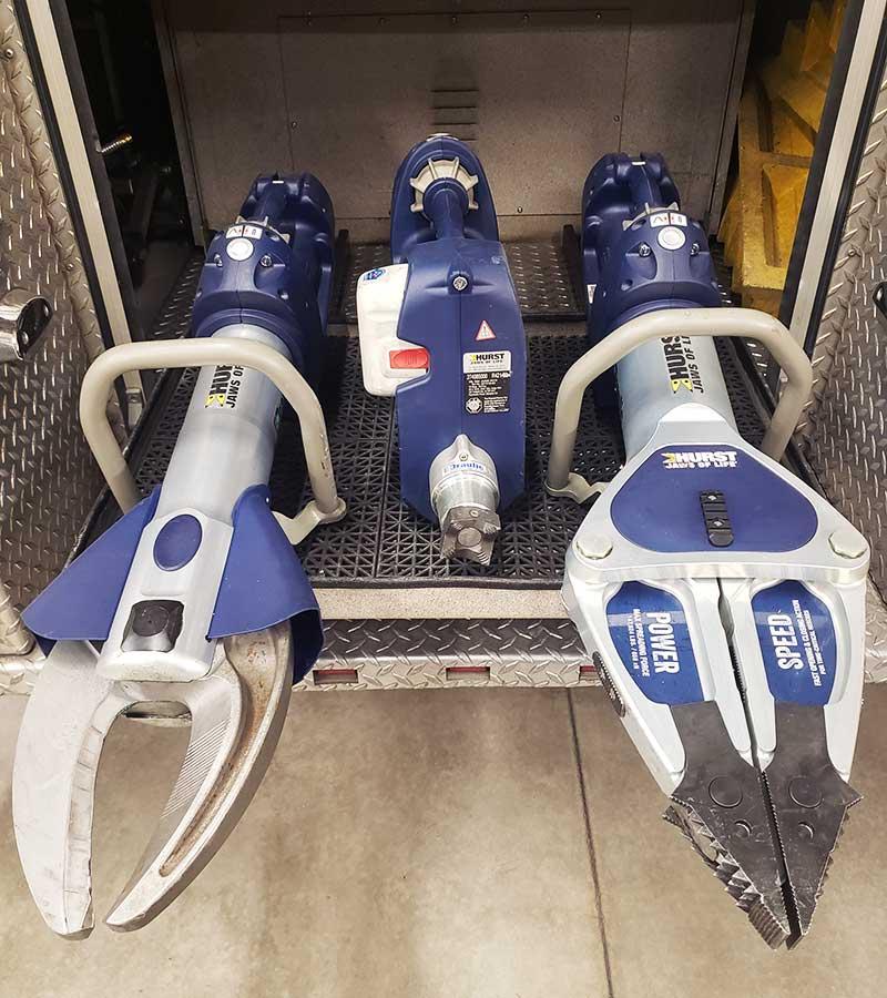 auto extrication tools