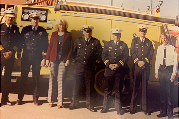 truckee meadows fire employees in 1972