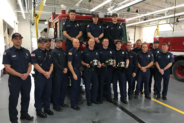 truckee meadows fire department team members