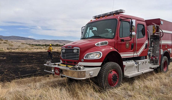truckee meadows fire fire truck
